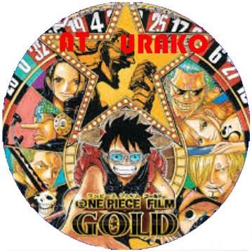 ONEPIECE FILM GOLD AT URAKO
